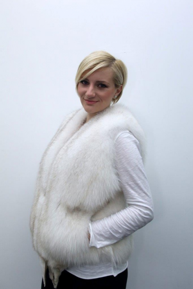 ANTONELLA - Whole Fox Vest
